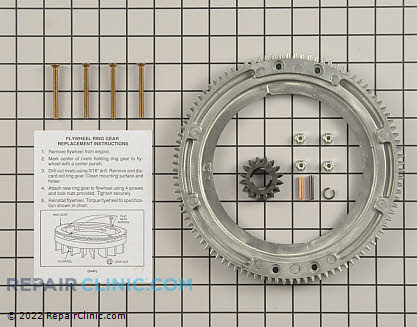 Flywheel Ring Gear 696537          Main Product View