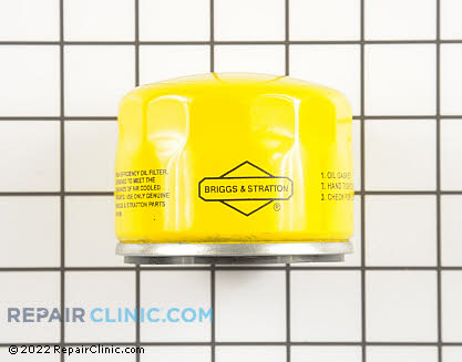Oil Filter, Briggs & Stratton Genuine OEM  696854