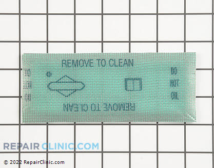 Pre Cleaner, Briggs & Stratton Genuine OEM  697015