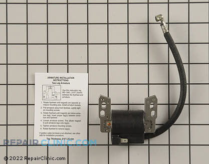 Ignition Coil, Briggs & Stratton Genuine OEM  796964