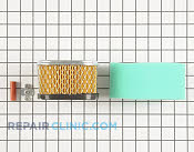 Air Filter - Part # 1602587 Mfg Part # 12 883 05-S1