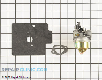 Carburetor, Kohler Engines Genuine OEM  14 853 22-S - $32.05