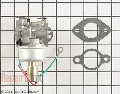 Carburetor, Kohler Engines Genuine OEM  20 853 33-S