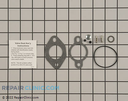 Rebuild Kit, Kohler Engines Genuine OEM  12 757 03-S