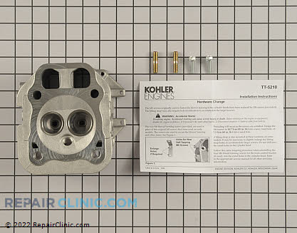 Cylinder Head, Kohler Engines Genuine OEM  24 318 106-S