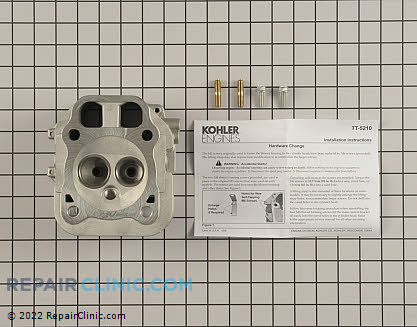 Cylinder Head, Kohler Engines Genuine OEM  24 318 114-S