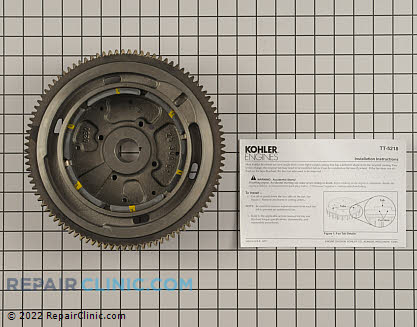 Flywheel, Kohler Engines Genuine OEM  24 025 55-S