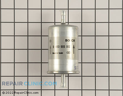 Toro Fuel Filter Microns