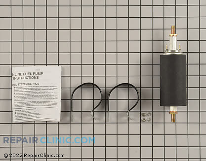 Fuel Pump, Kohler Engines Genuine OEM  24 393 52-S