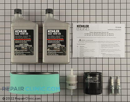 Tune Up Kit 24 789 02-S Main Product View