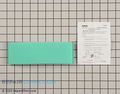 Air Filter, Kohler Engines Genuine OEM  32 083 08-S - $3.75