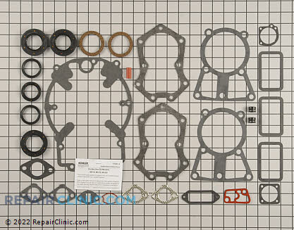 Gasket Set, Kohler Engines Genuine OEM  25 755 37-S