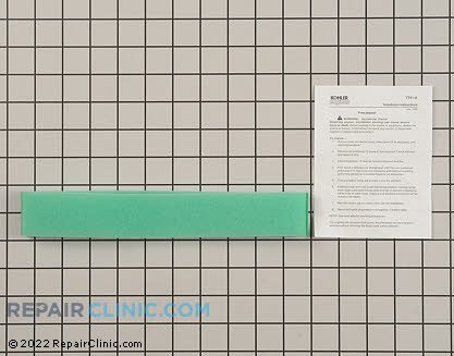 Air Filter, Kohler Engines Genuine OEM  52 083 01-S - $3.75