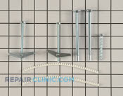 Installation Kit - Part # 1602846 Mfg Part # DE92-90505G