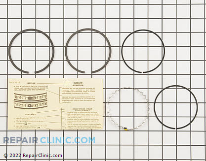 Piston Ring Set, Kohler Engines Genuine OEM  52 108 09-S - $67.10