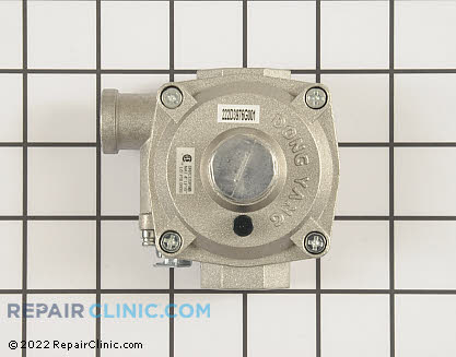 Pressure Regulator (OEM)  WB19K10055, 1603293