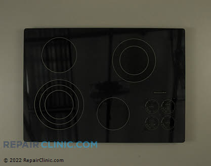 Glass Cooktop W10285080       Main Product View
