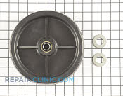 Deck Wheel - Part # 1603474 Mfg Part # 210-247
