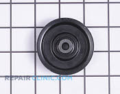 Flat Idler Pulley - Part # 1603742 Mfg Part # 280-028