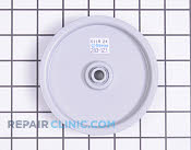 Flat Idler Pulley - Part # 1603756 Mfg Part # 280-123