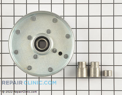 Heavy Duty Flat Idler Pulley 280-533, 1603785