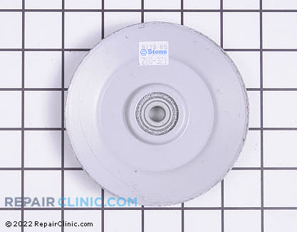 Heavy Duty V-Idler Pulley 280-321