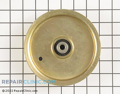 Flat Idler Pulley (Genuine OEM)  756-3105