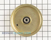 Flat Idler Pulley - Part # 1604800 Mfg Part # 756-3105