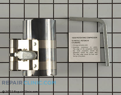 Piston Ring Compressor 19230 Main Product View