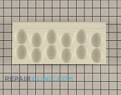Egg Tray - Part # 1606338 Mfg Part # 7016873