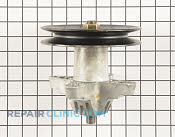 Spindle Assembly W/Pulley - Part # 1620197 Mfg Part # 918-0624A