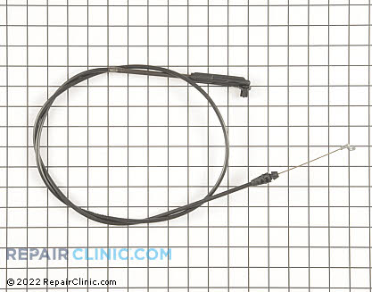 Control Cable, Toro Genuine OEM  104-8676