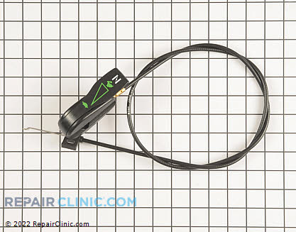 Throttle Cable, Toro Genuine OEM  100-5987