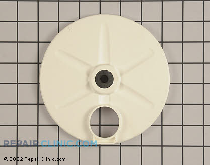 Wheel Cover Assembly, Toro Genuine OEM  110-1792
