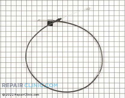 Brake Cable, Toro Genuine OEM  92-7738