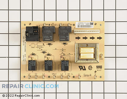 Relay Board (OEM)  318022002 - $163.20
