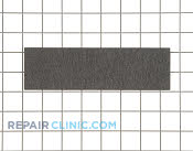 Air Filter - Part # 1609853 Mfg Part # 2031009