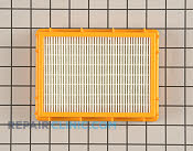 HEPA Filter - Part # 1615707 Mfg Part # 61111C