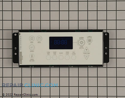 Main Control Board W10424331 Main Product View