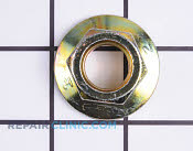 Flange Nut - Part # 1620247 Mfg Part # 712-0417A