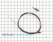 Traction Control Cable - Part # 1617211 Mfg Part # 115-8436