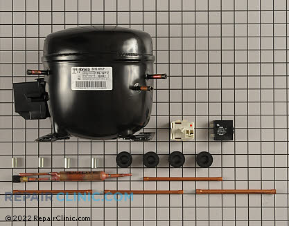 Compressor W10309994 Main Product View
