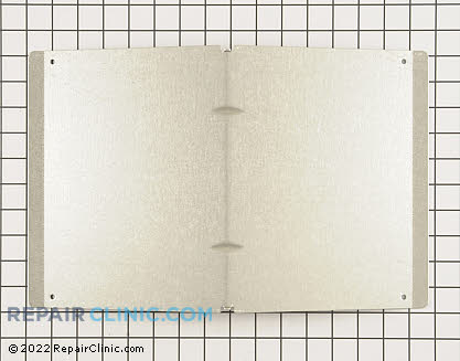 Whirlpool Stove Heat Shield