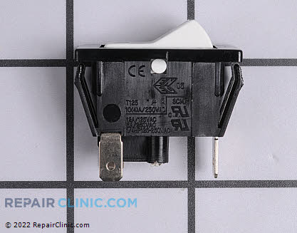 Rocker Switch 27871           Main Product View