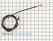 Control Cable - Part # 1659335 Mfg Part # 946-0935A
