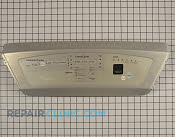 Touchpad and Control Panel - Part # 898102 Mfg Part # 3978825