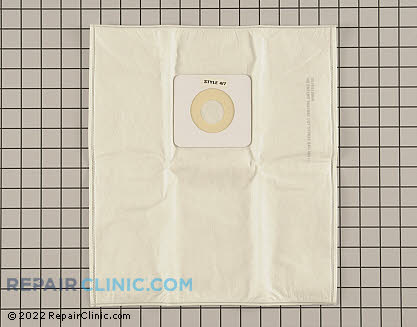 Vacuum Bag 32031 Main Product View