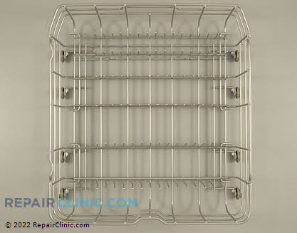 Dishwasher Lower Dishrack Assemblies