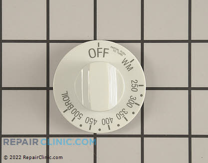 Thermostat Knob (OEM)  1802A342 - $6.40