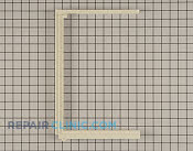 Curtain Frame - Part # 1660610 Mfg Part # AC-2950-85